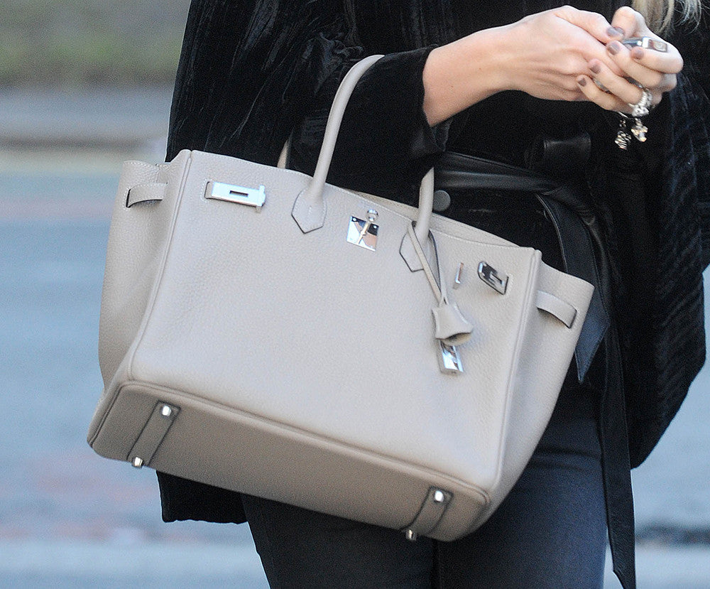 113036c474 The celebrities behind the world s most iconic bags