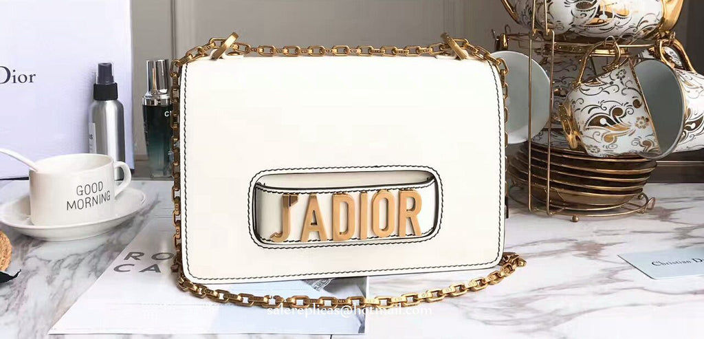 715251f5ca0355 Under the creative direction of Maria Grazia Chiuri, the first ever female  creative director of the brand, Dior presented their instant classic  J'Adior line ...