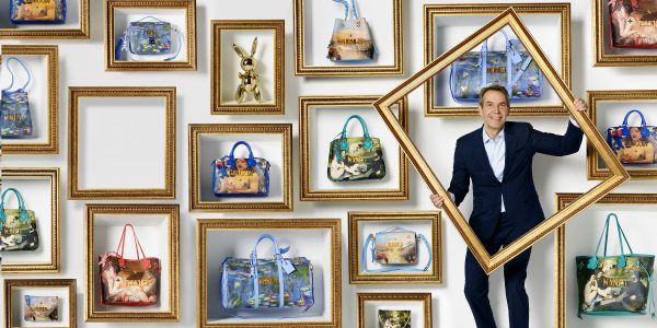 7d6b1a3a4c6 Louis Vuitton x Jeff Koons Masters Collection | Bagista
