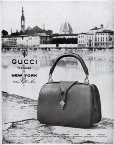 5302bf530581ce 1970s The first Gucci perfume is created. Stores open in Paris