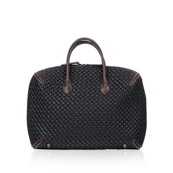 Top handle briefcase