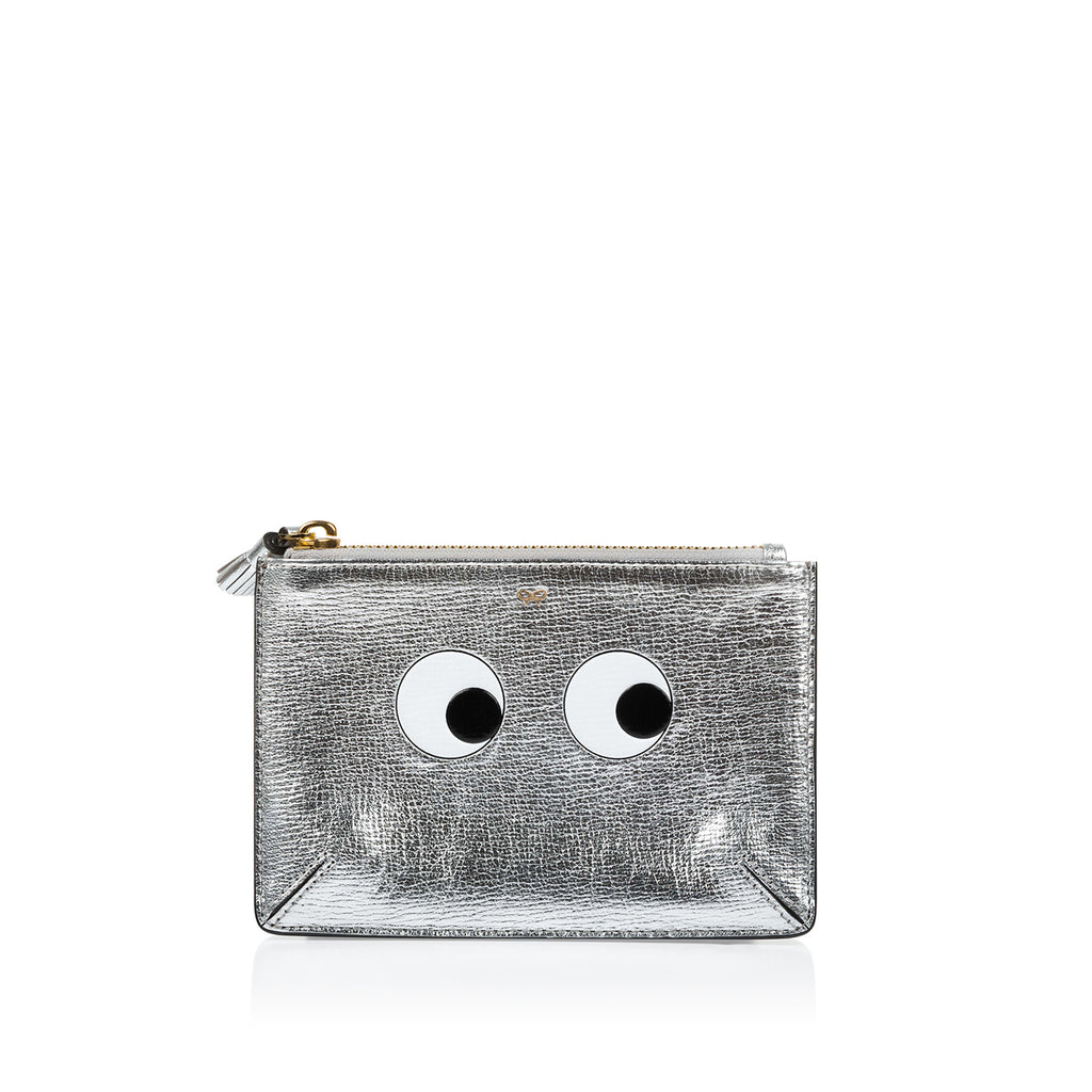 Eyes Mini Clutch
