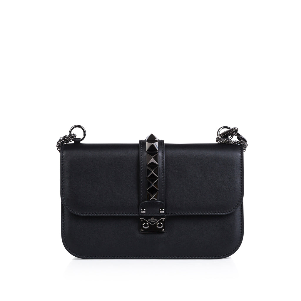 Rockstud Crossbody Noir Edition