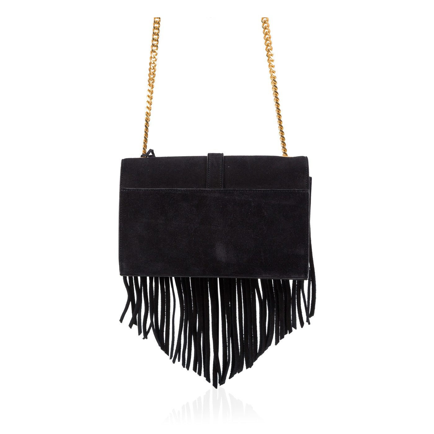1adaf667b98 YSL Fringe Shoulder Bag | Bagista
