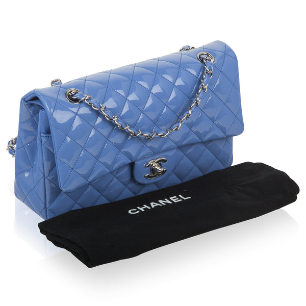 Classic Flap Bag - Medium - Patent