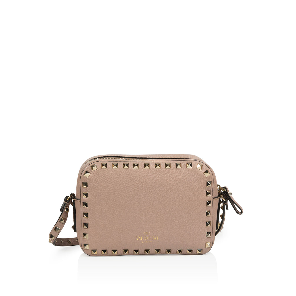 Rockstud Camera Crossbody