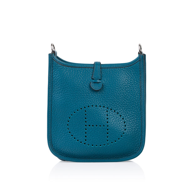 Evelyne TPM - Colvert Turquoise - Clemence