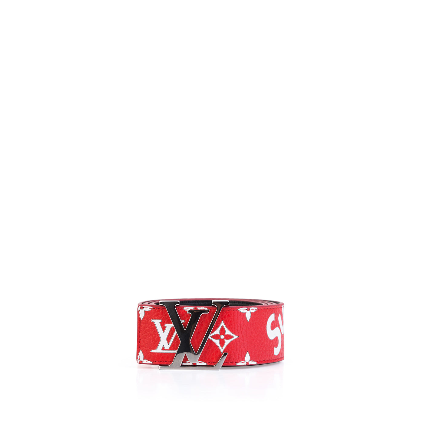 bb50378a9161 Louis Vuitton - LV x Supreme Initiales 40MM Belt