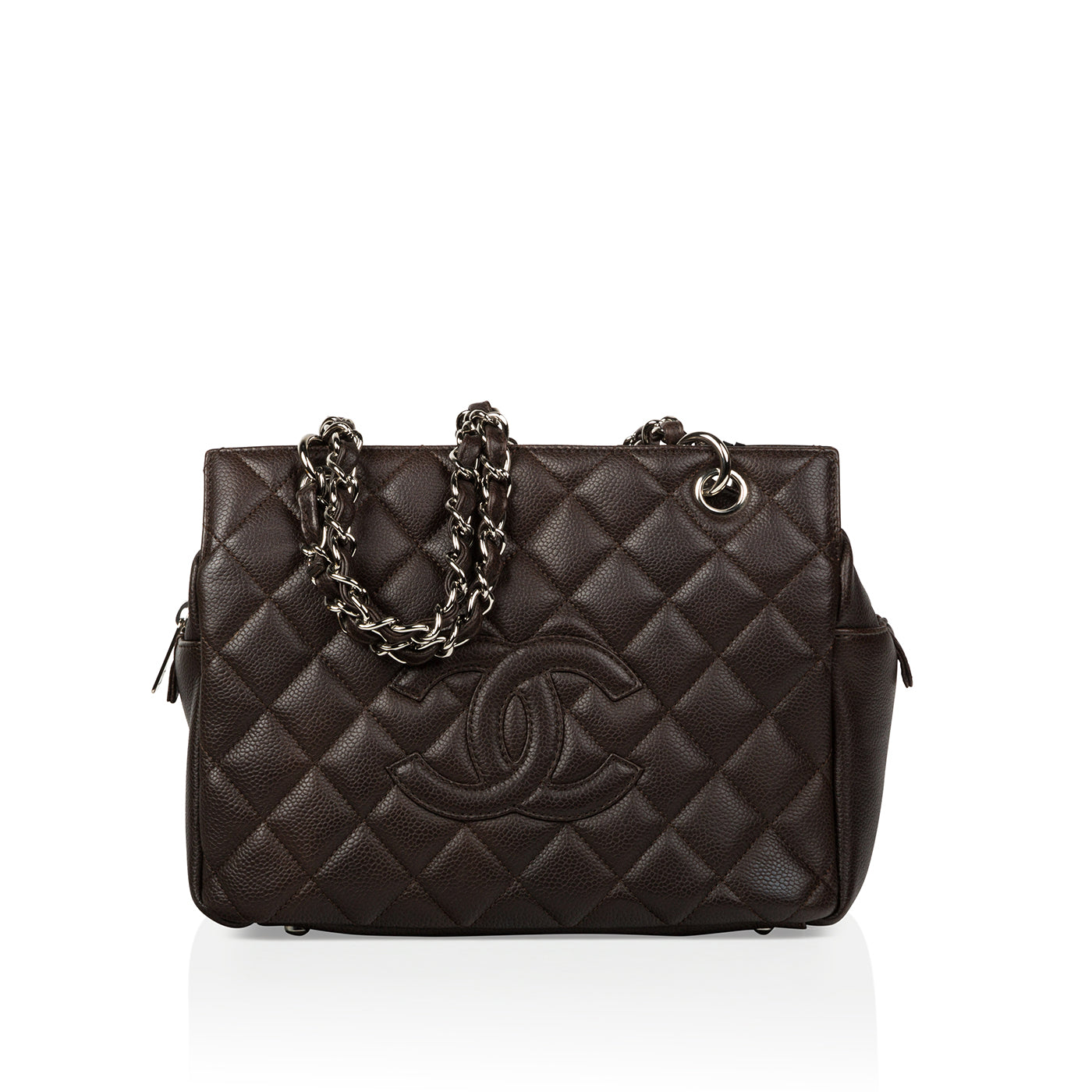 a804c0f00adf Chanel - Petite Timeless Tote - PTT - Caviar Leather - Pre-Loved ...