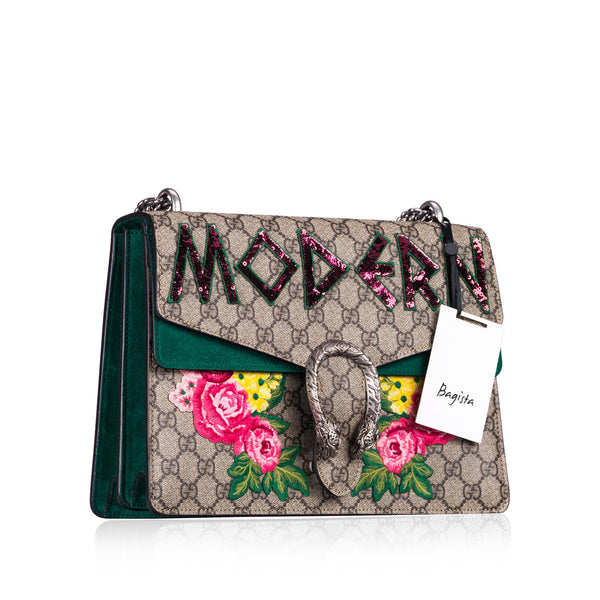 Dionysus 'Modern' appliquéd bag