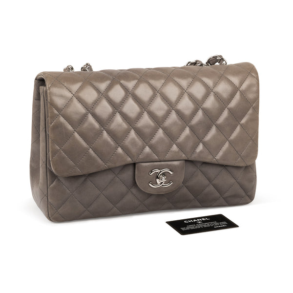 Classic Flap Bag - Jumbo - Single Flap