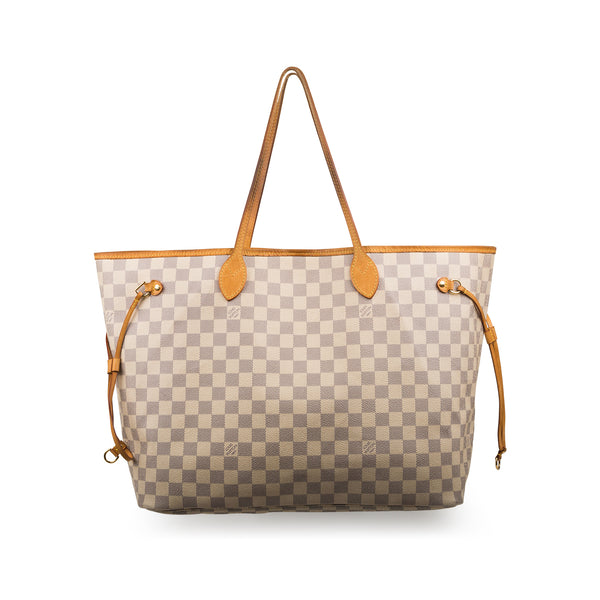 Neverfull GM - Damier Azur