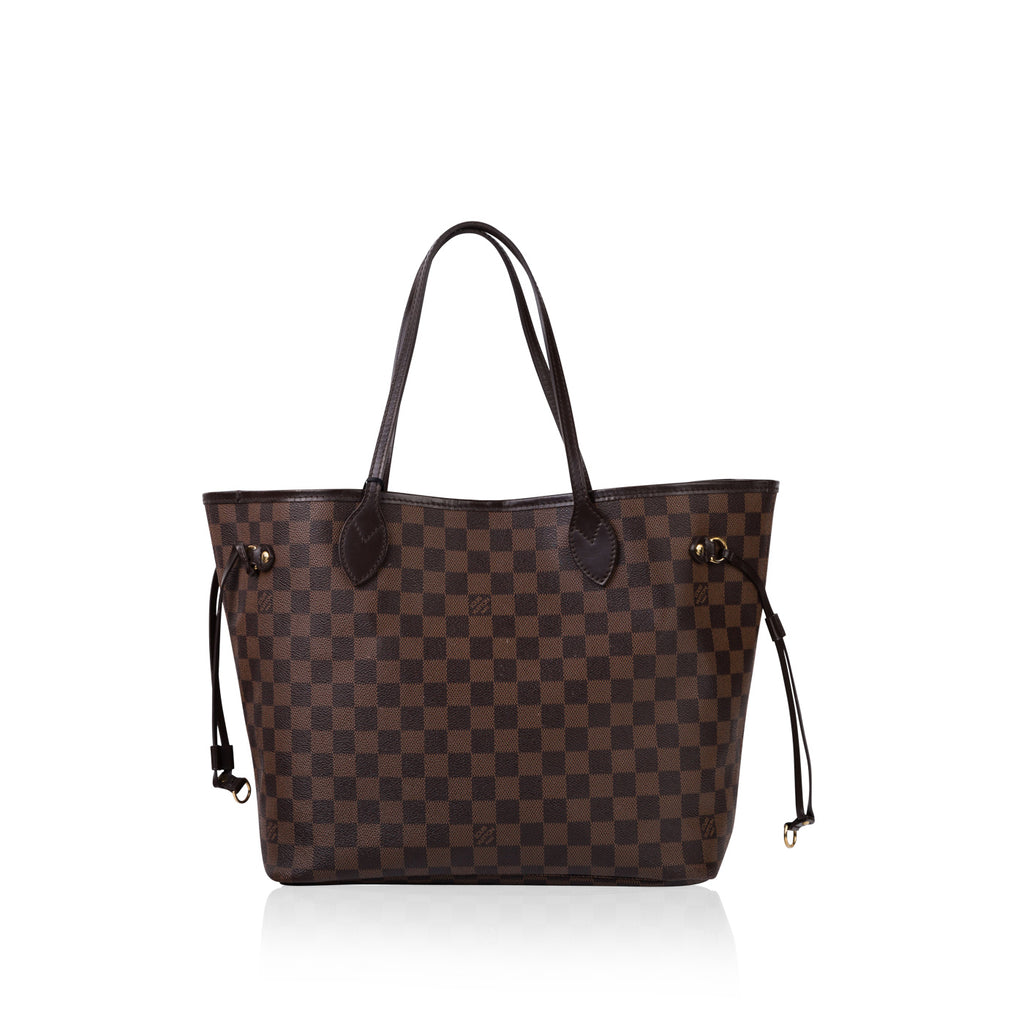 Neverfull MM - Damier Ebene Canvas