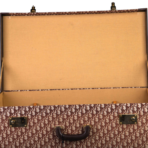 Monogram Luggage Trunk