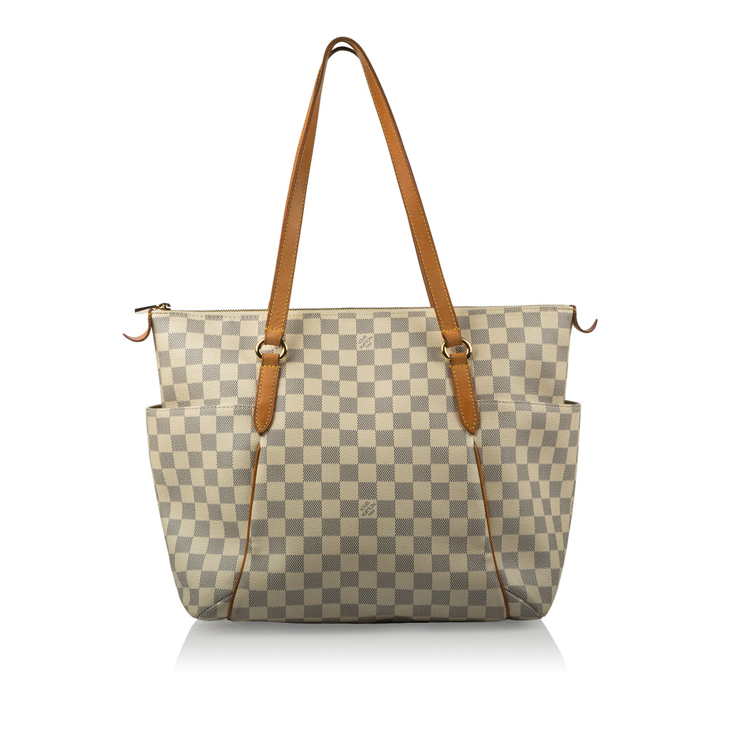 Totally MM Damier Azur
