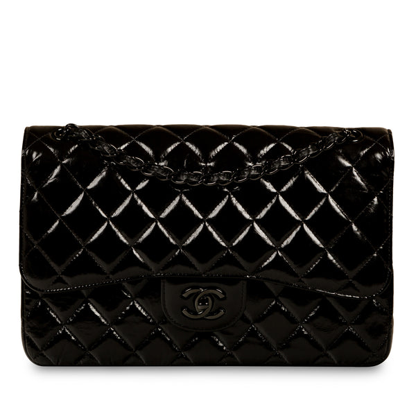 Classic Flap Bag - Jumbo - So Black