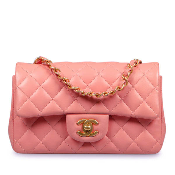 Classic Flap Bag - Mini Rectangular