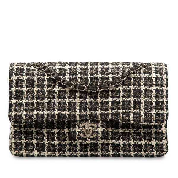 Classic Flap Bag - Medium - Tweed