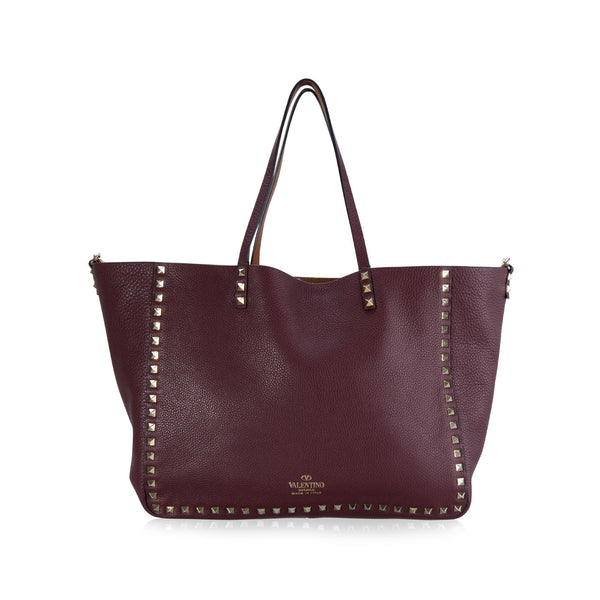 Rockstud Double Reversible Tote