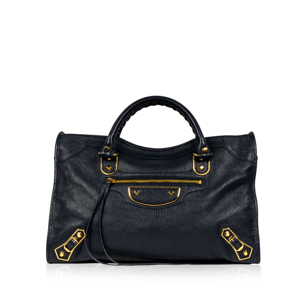 Medium City Bag - Blue Nuit