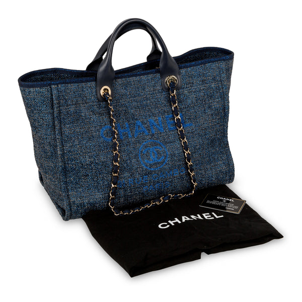 Deauville Tote - Mixed Fabrics