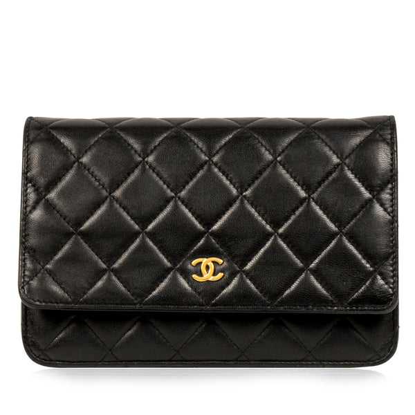 Wallet on Chain - Lambskin