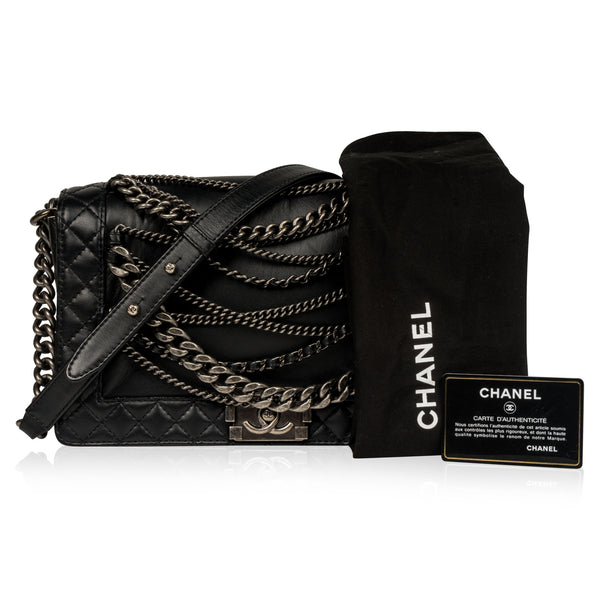 Enchained Medium Boy Bag