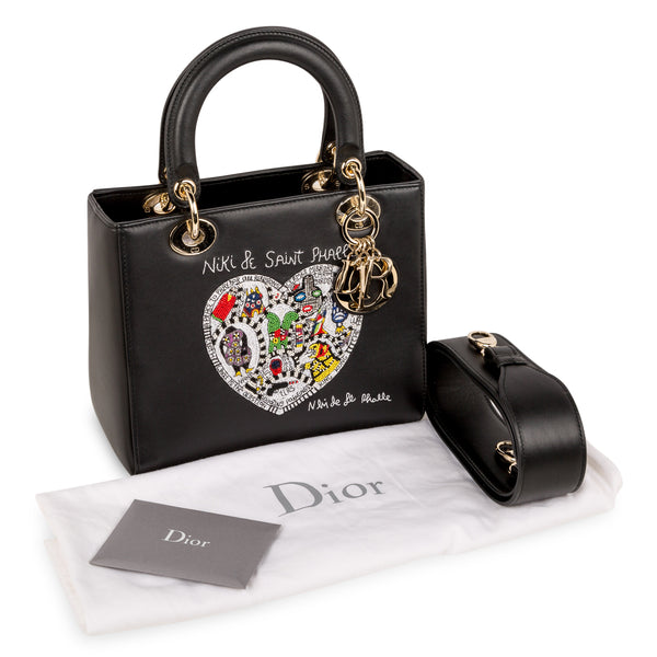 Lady Dior - Medium - Niki de Saint Phalle