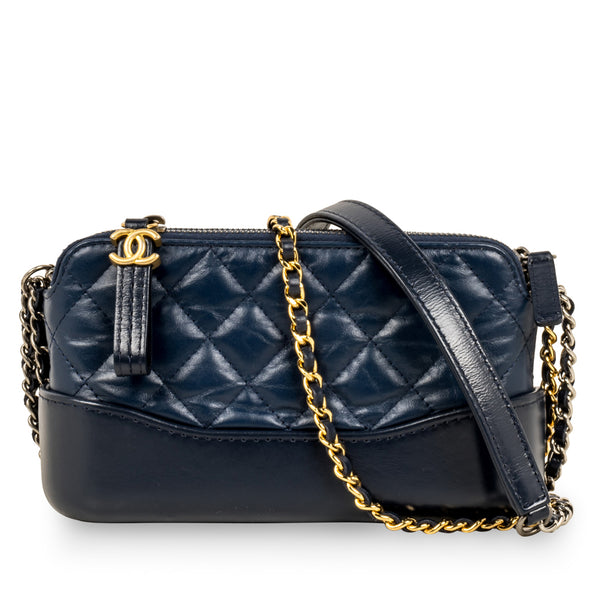 Gabrielle Clutch with Chain