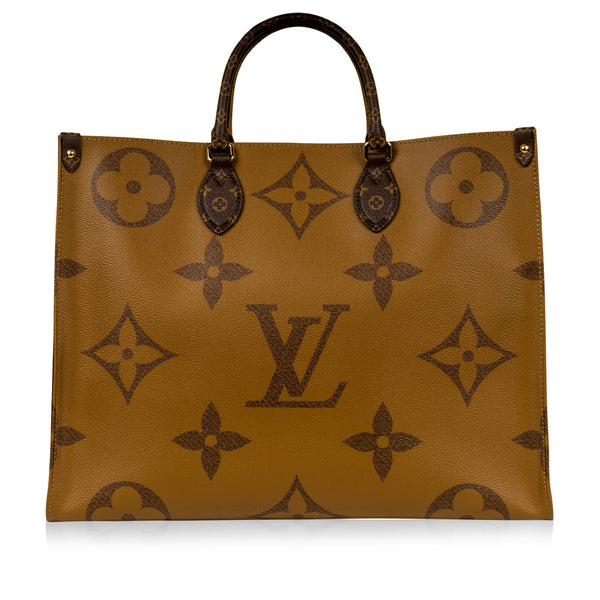 Onthego Tote - Giant Monogram Canvas