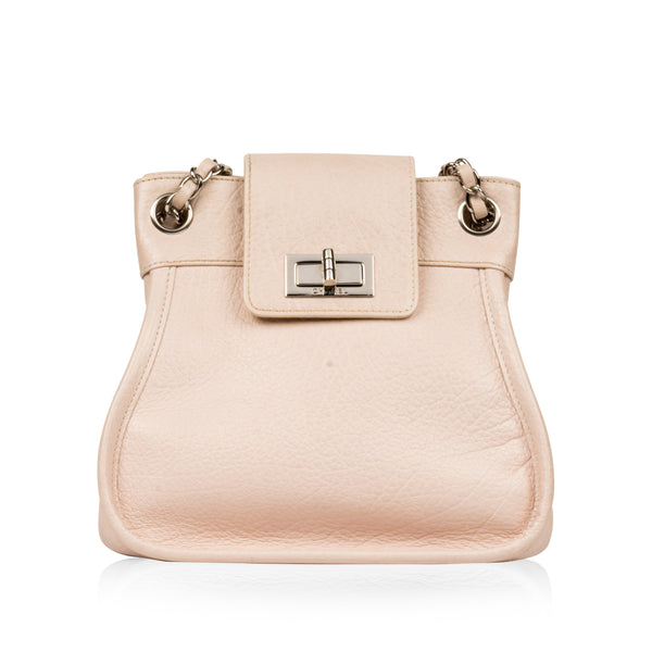 Mademoiselle Lock Shoulder Bag