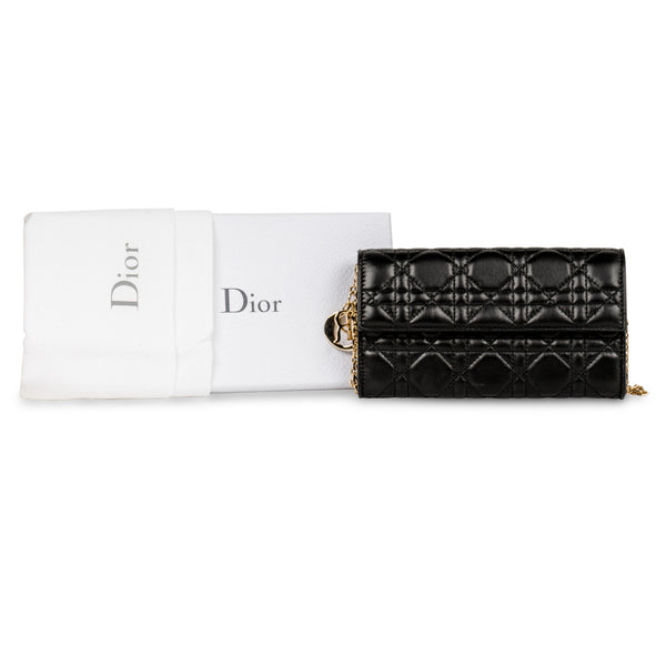 Lady Dior Wallet-on-Chain