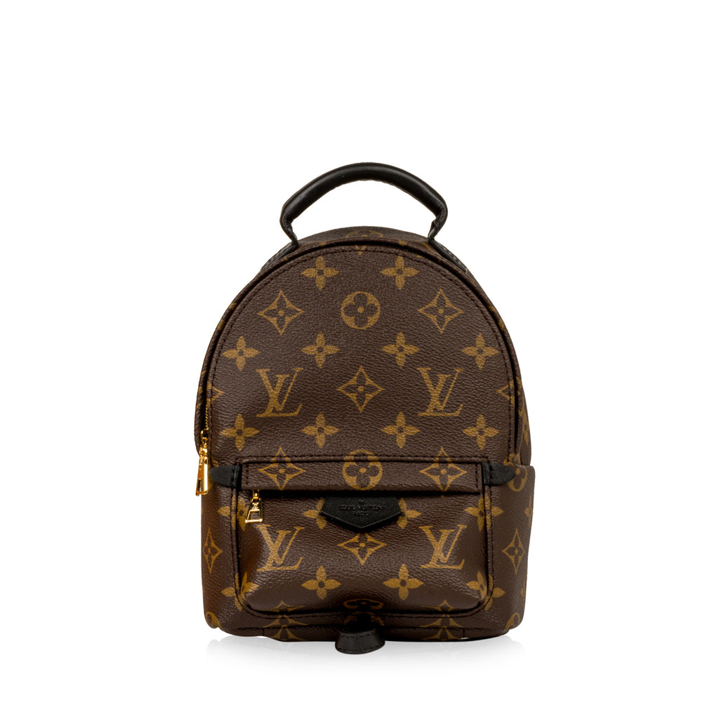 Palm Springs Backpack Mini - Monogram Canvas