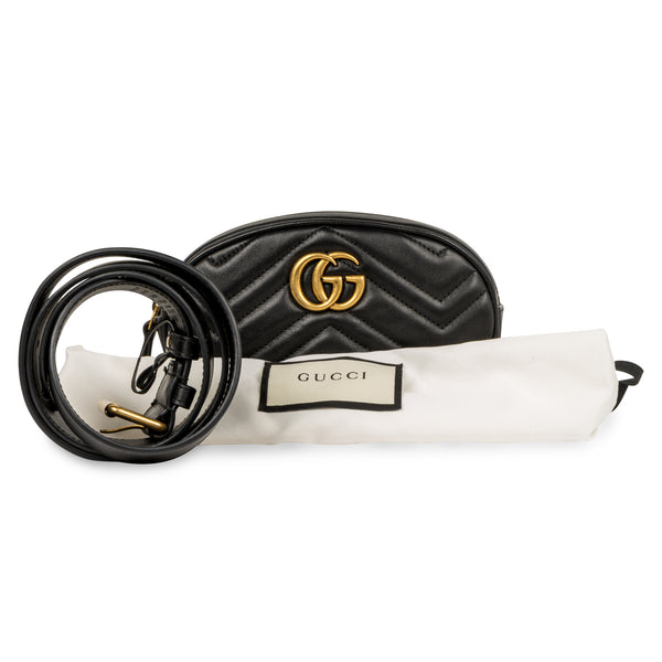 Marmont Leather Belt Bag
