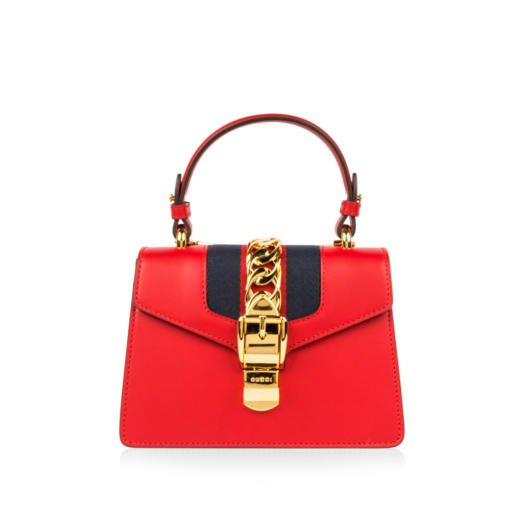 Sylvie Mini Shoulder Bag