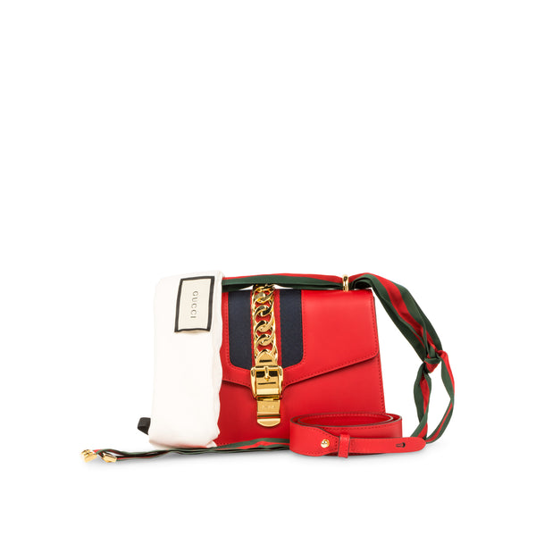 Sylvie Shoulder Bag