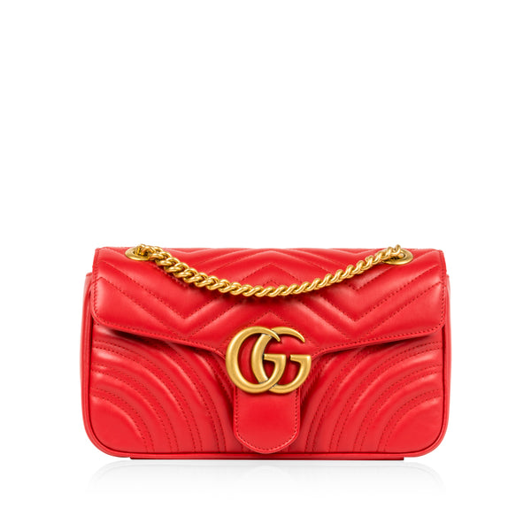 GG Small Marmont Bag