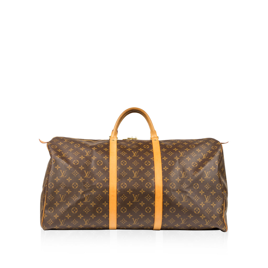 Keepall 60 - Monogram Canvas