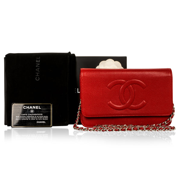 Wallet on Chain WOC Shoulder Bag
