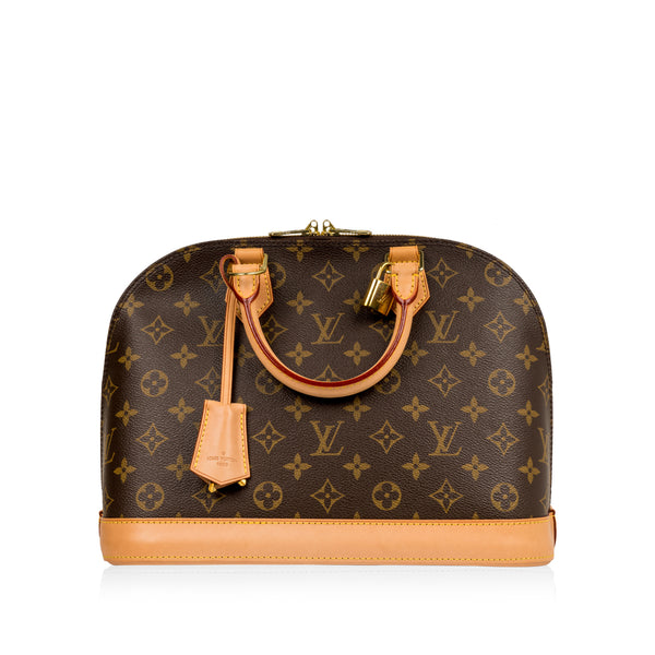 Alma PM - Monogram Canvas
