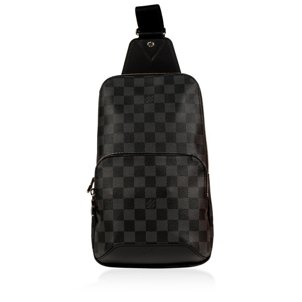 Avenue Sling Bag - Damier Graphite