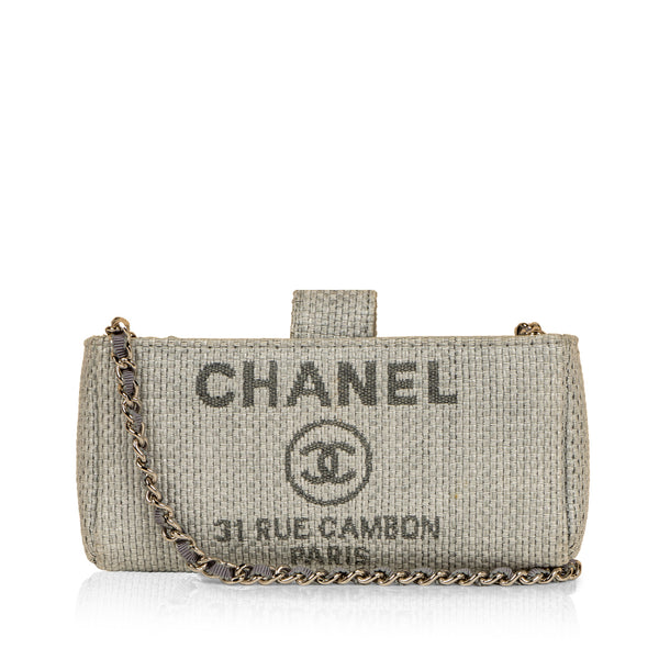Deauville Pouch On Chain