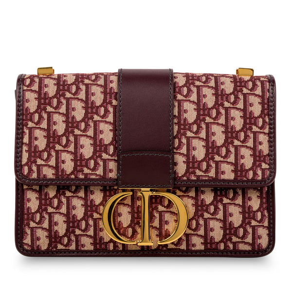 30 Montaigne Bag - Jacquard