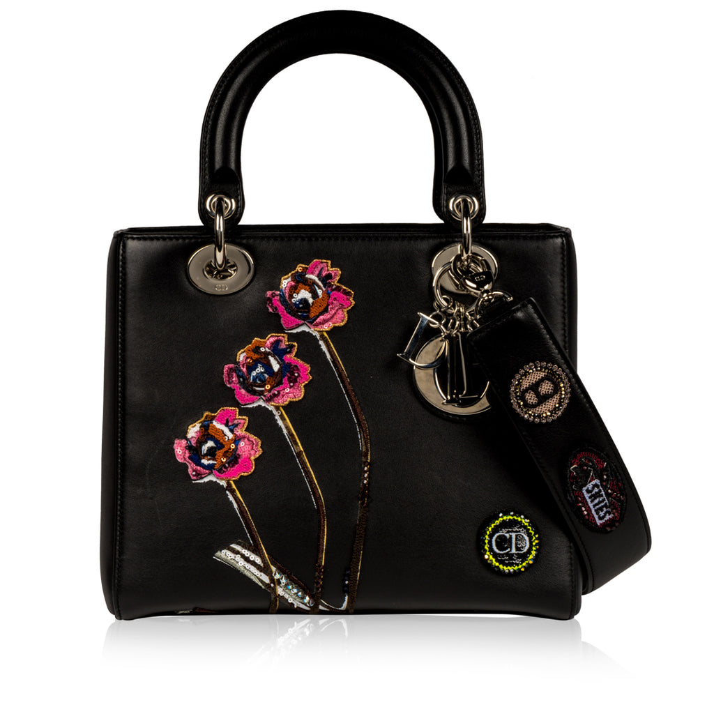 Lady Dior - Limited Edition Floral