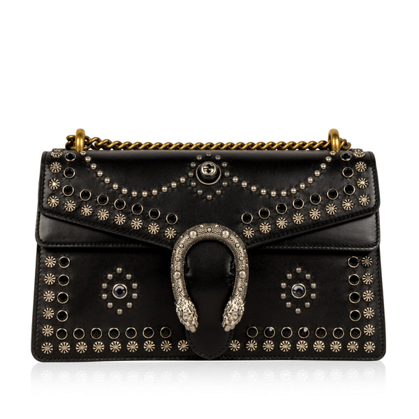 Studded Leather Dionysus - Small