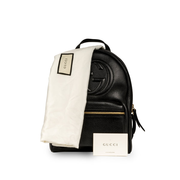 Soho - Backpack - Black