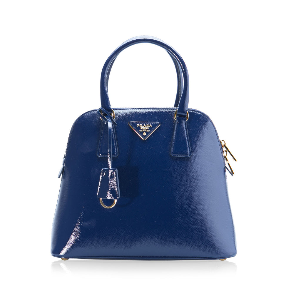 Saffiano Vernice Top Handle