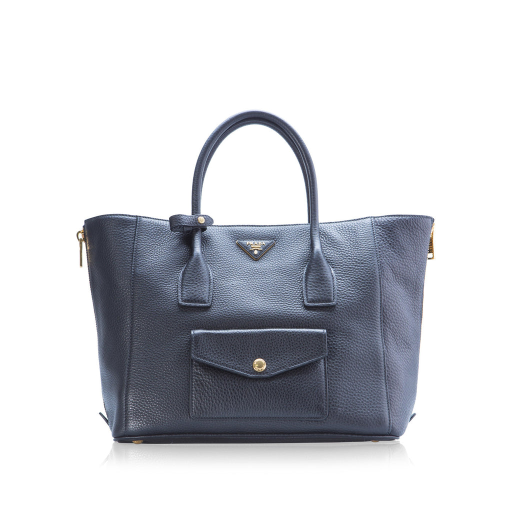 Vit. Daino Twin Pocket Tote Shoulder