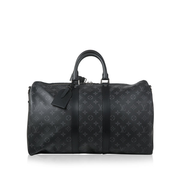 Keepall 45 - Monogram Eclipse Canvas