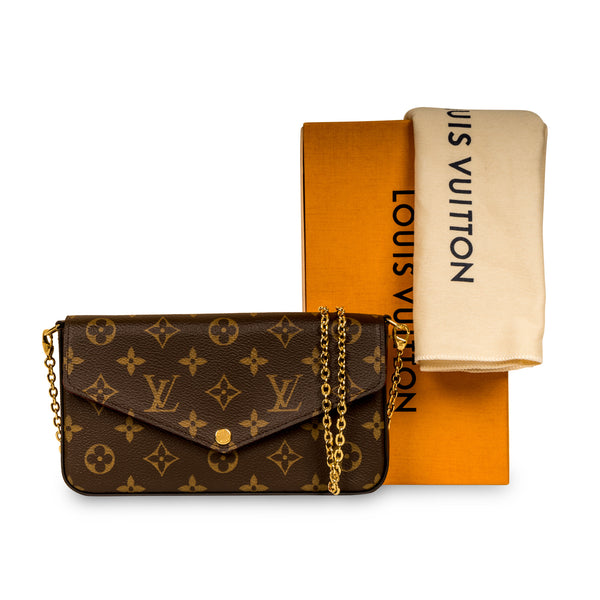 Pochette Felicie - Monogram Canvas